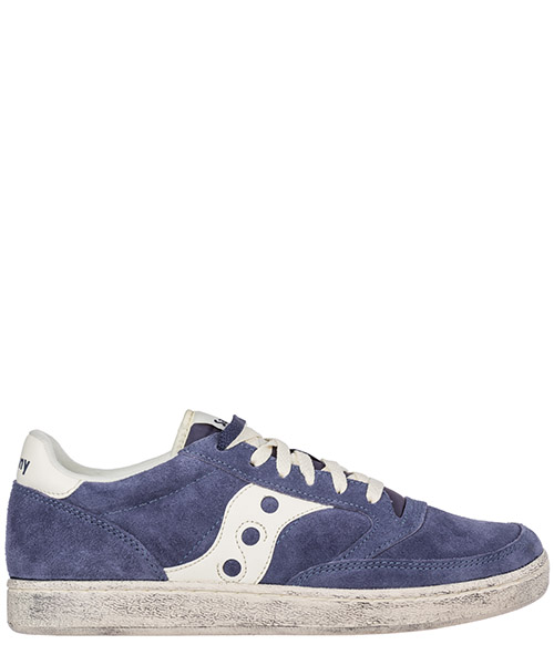 Basket Saucony Jazz Court 70160 04 blu