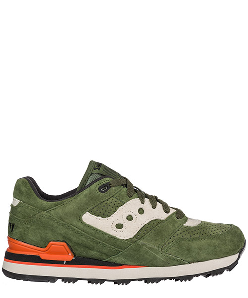 Sneakers Saucony courageous 7016203 verde