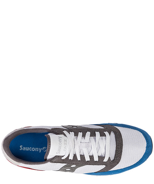 Chaussures baskets sneakers homme en daim jazz 91 secondary image