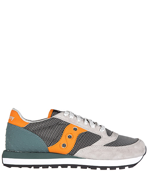 Chaussures baskets sneakers homme en daim jazz original