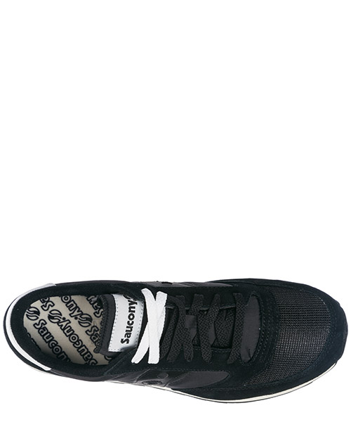 Men's shoes suede trainers sneakers jazz o secondary image