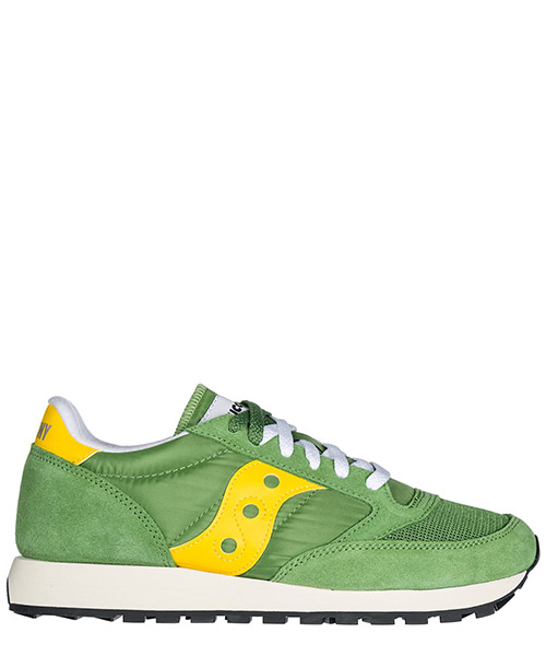 Кроссовки Saucony Jazz O' 7036817 verde