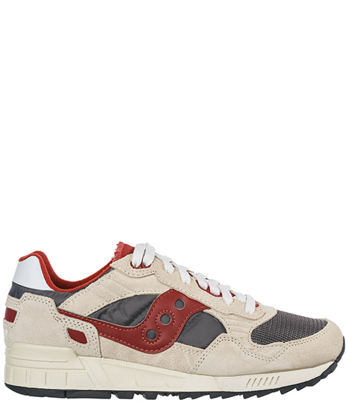 Men's shoes suede trainers sneakers shadow 5000