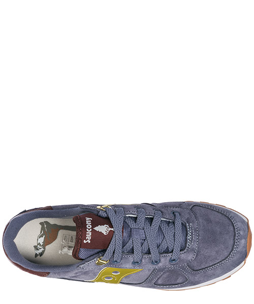 Men's shoes suede trainers sneakers shadow secondary image
