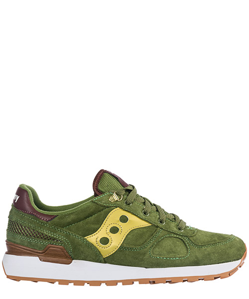 Sneakers Saucony Shadow 70420/03 verde
