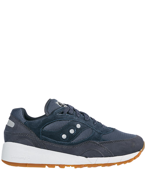 Men's shoes suede trainers sneakers shadow 6000