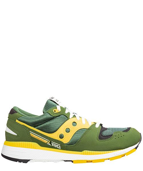 Sneakers Saucony azura s70437-10 verde