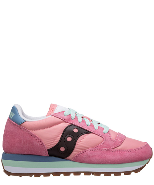 Sneaker Saucony jazz triple 705308 rose/blue