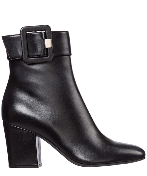 Heeled ankle boots Sergio Rossi a85851mnan07410.1000 nero