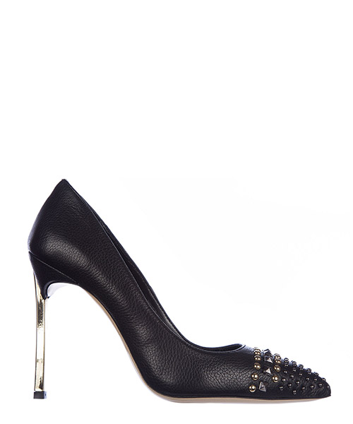 Pumps Spektra Paris Studs 5110023VITNERO nero