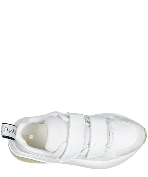 Scarpe sneakers donna in pelle eclypse secondary image
