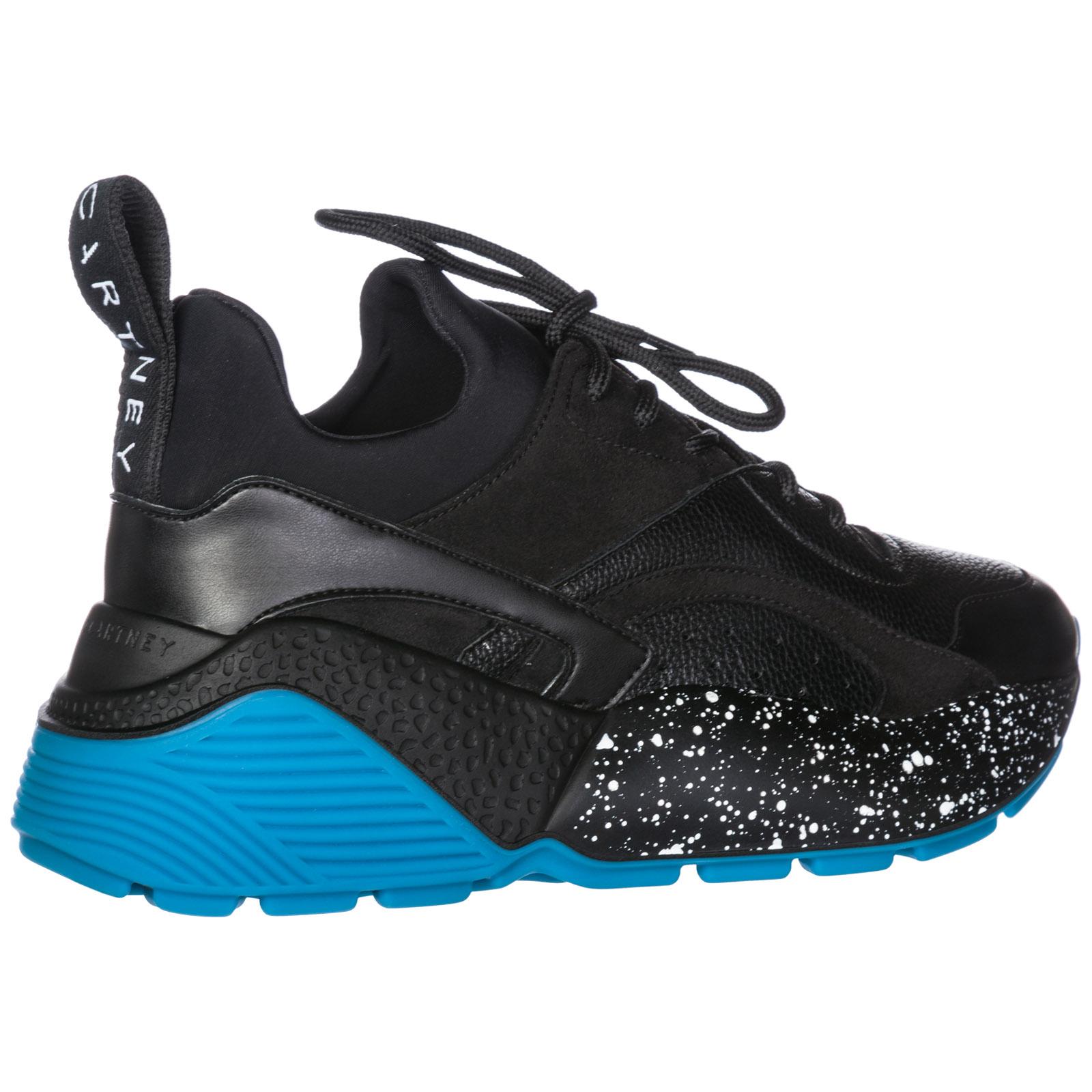 8619d47107b0 Sneakers Stella Mccartney Eclypse 531716W088C1006 nero