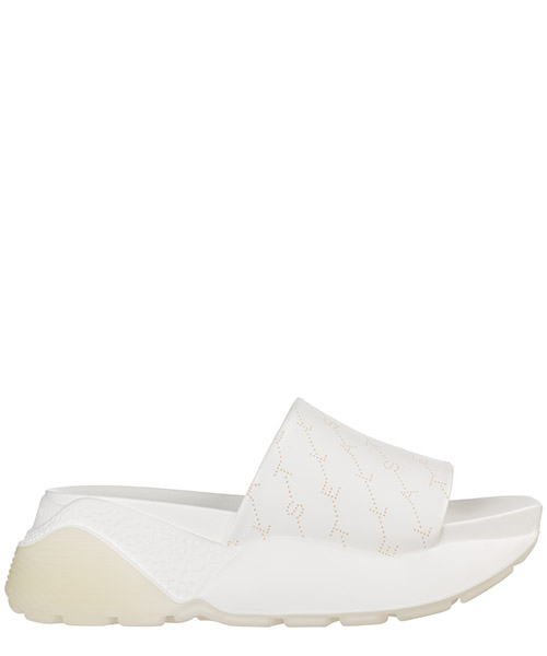 Chancla Stella Mccartney Eclypse  558884W1G909000 bianco