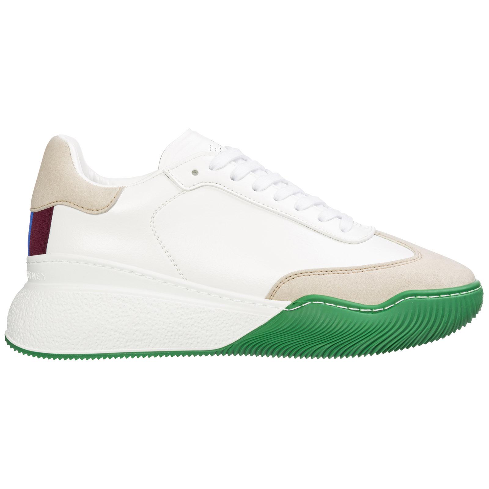 grande sconto piuttosto economico ottenere a buon mercato Sneakers Stella Mccartney loop 585550w1tv29086 bianco | FRMODA.com