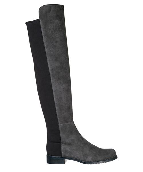 Boots Stuart Weitzman 5050ASPHALT grigio