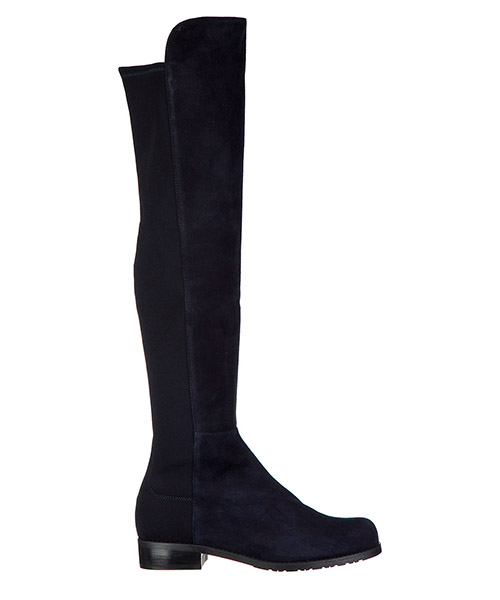 Over the knee boots Stuart Weitzman 5050NAVY navy