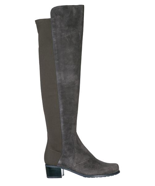 High boots Stuart Weitzman RESERVEASPHALT asphalt
