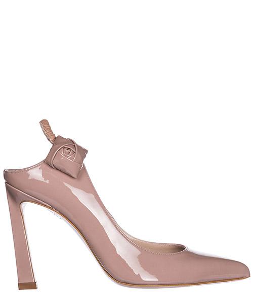 Zapatos de tacon Stuart Weitzman ROSSANA mauve taupe
