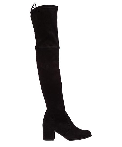 Stivali sopra il ginocchio Stuart Weitzman tieland tieland1l09741 black