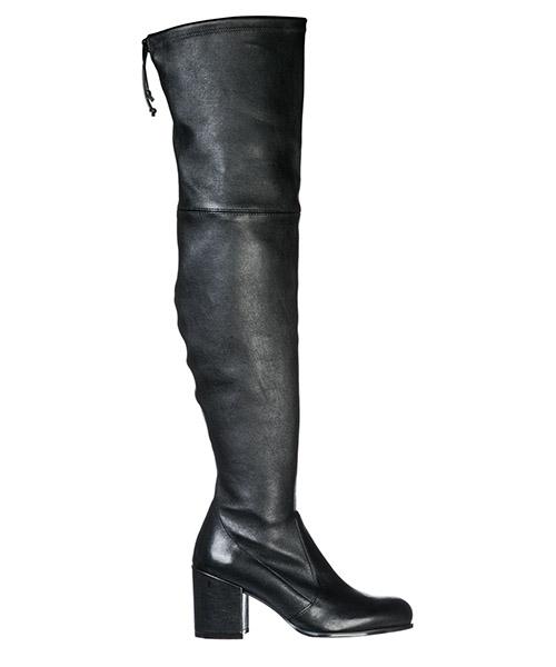 High boots Stuart Weitzman TIELANDBLACK nero