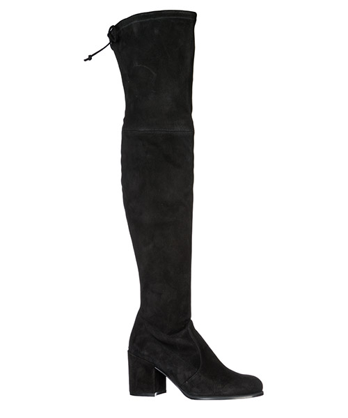 сапоги женские на каблуке кожаные secondary image