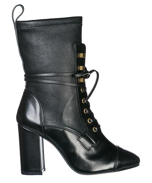 Heeled ankle boots Stuart Weitzman VERUKA black tendre