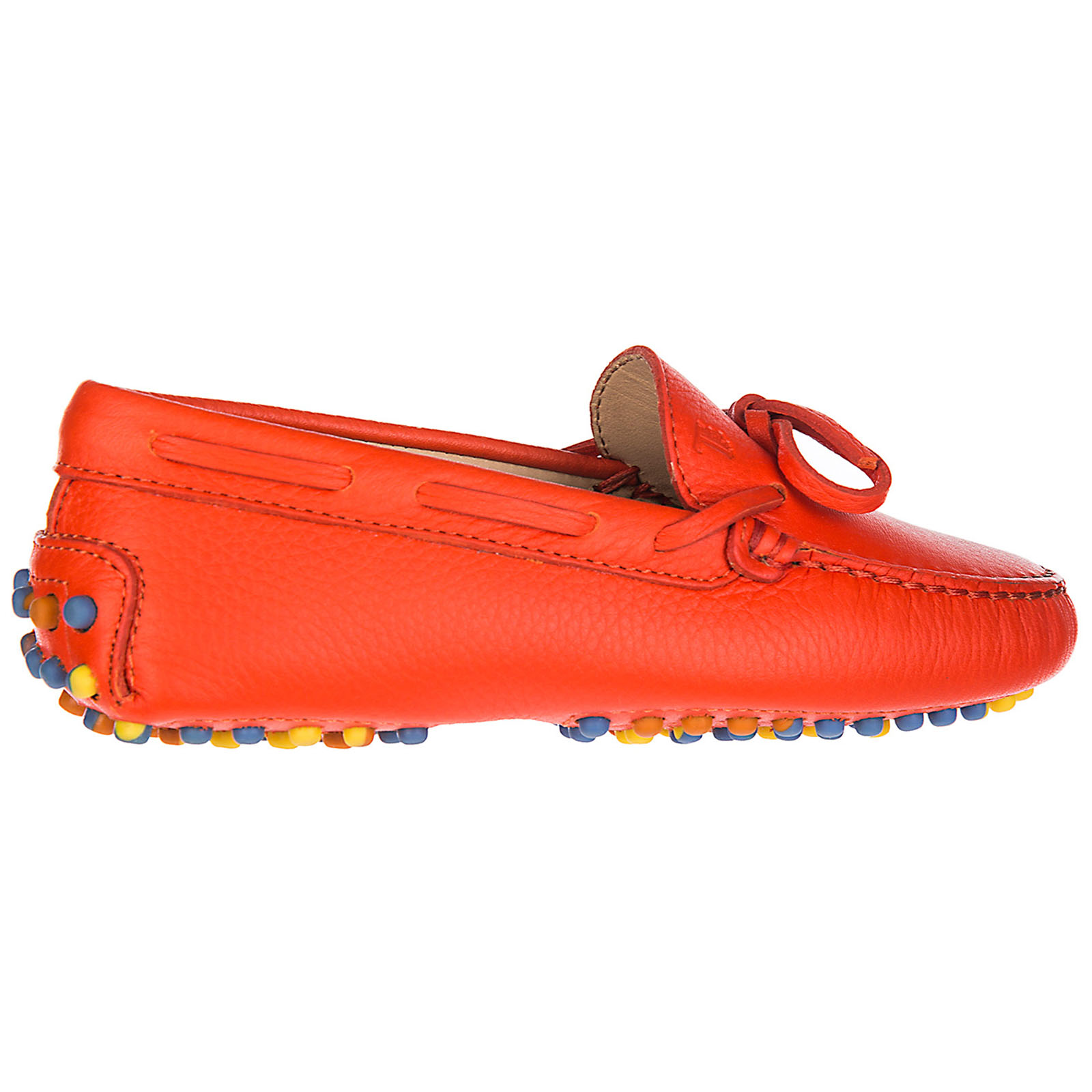Boys shoes baby child loafers moccassins leather laccetto gommini