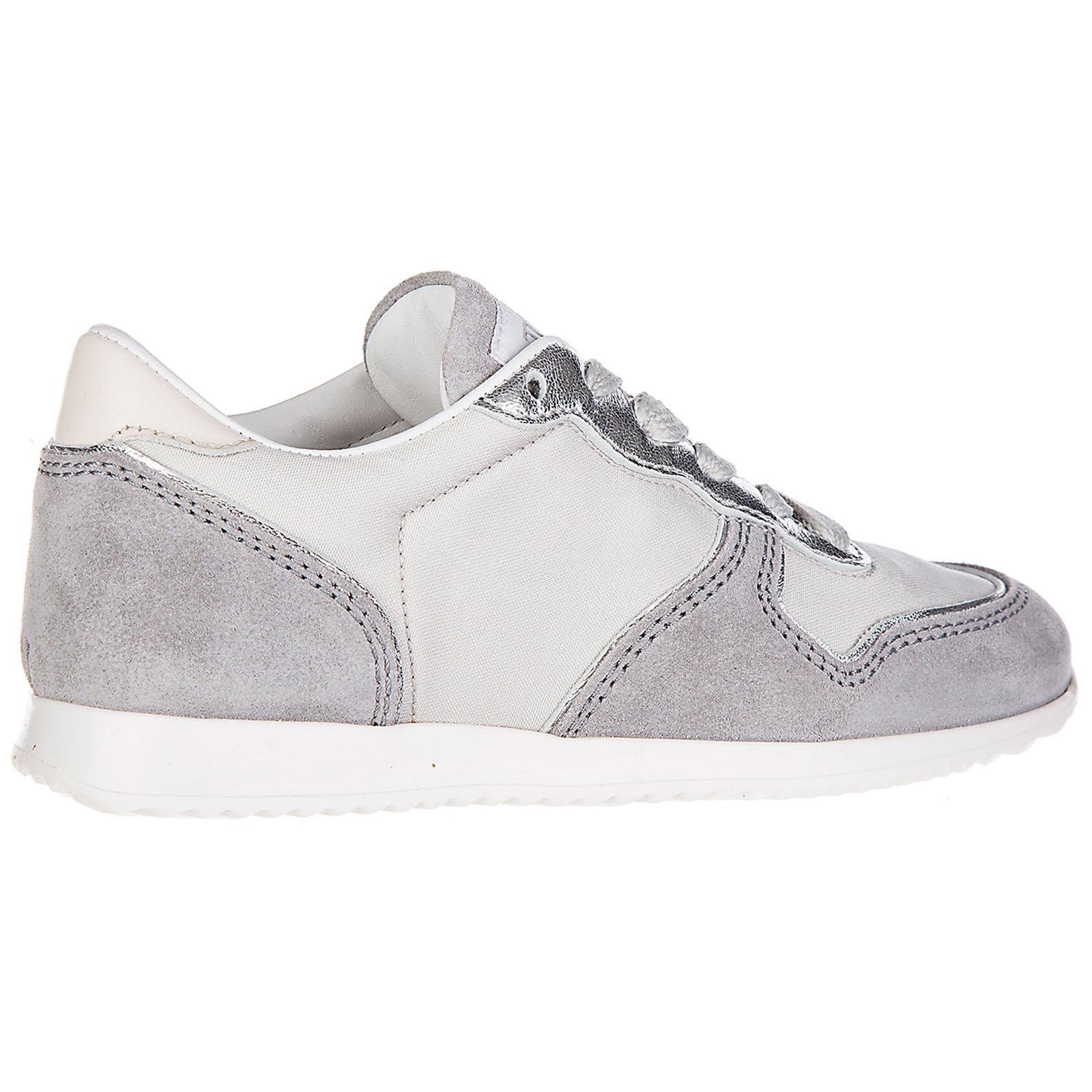 Zapatos zapatillas de deporte niño en ante running