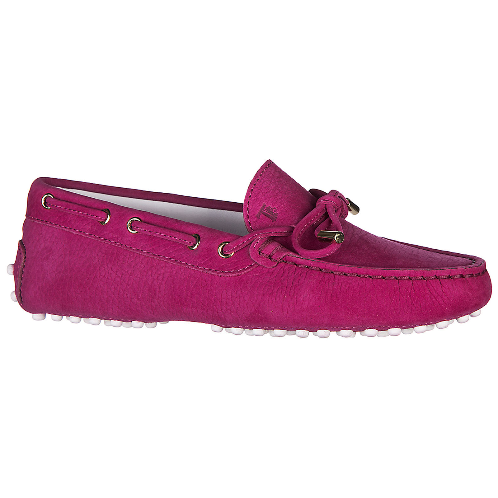 Girls shoes child loafers moccassins leather laccetto occhielli gommino junior