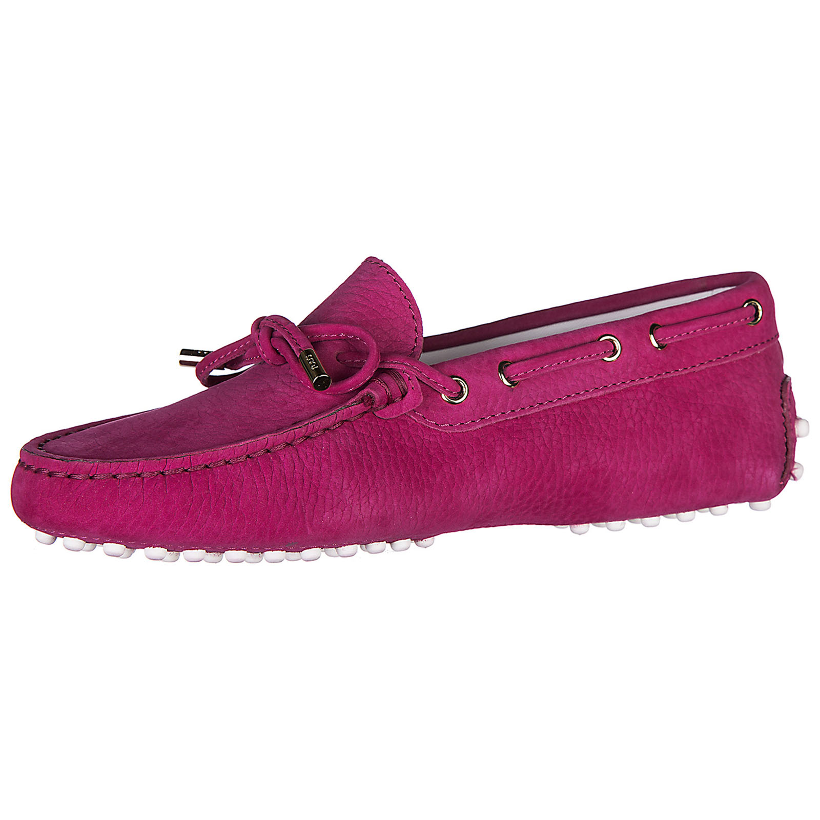 Girls shoes child loafers moccassins leather laccetto occhielli junior