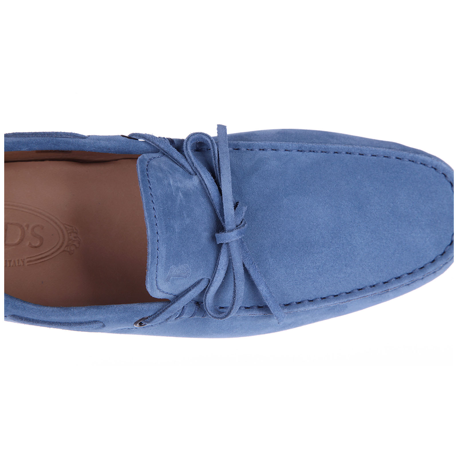 Wildleder mokassins herren slipper laccetto gommini 122