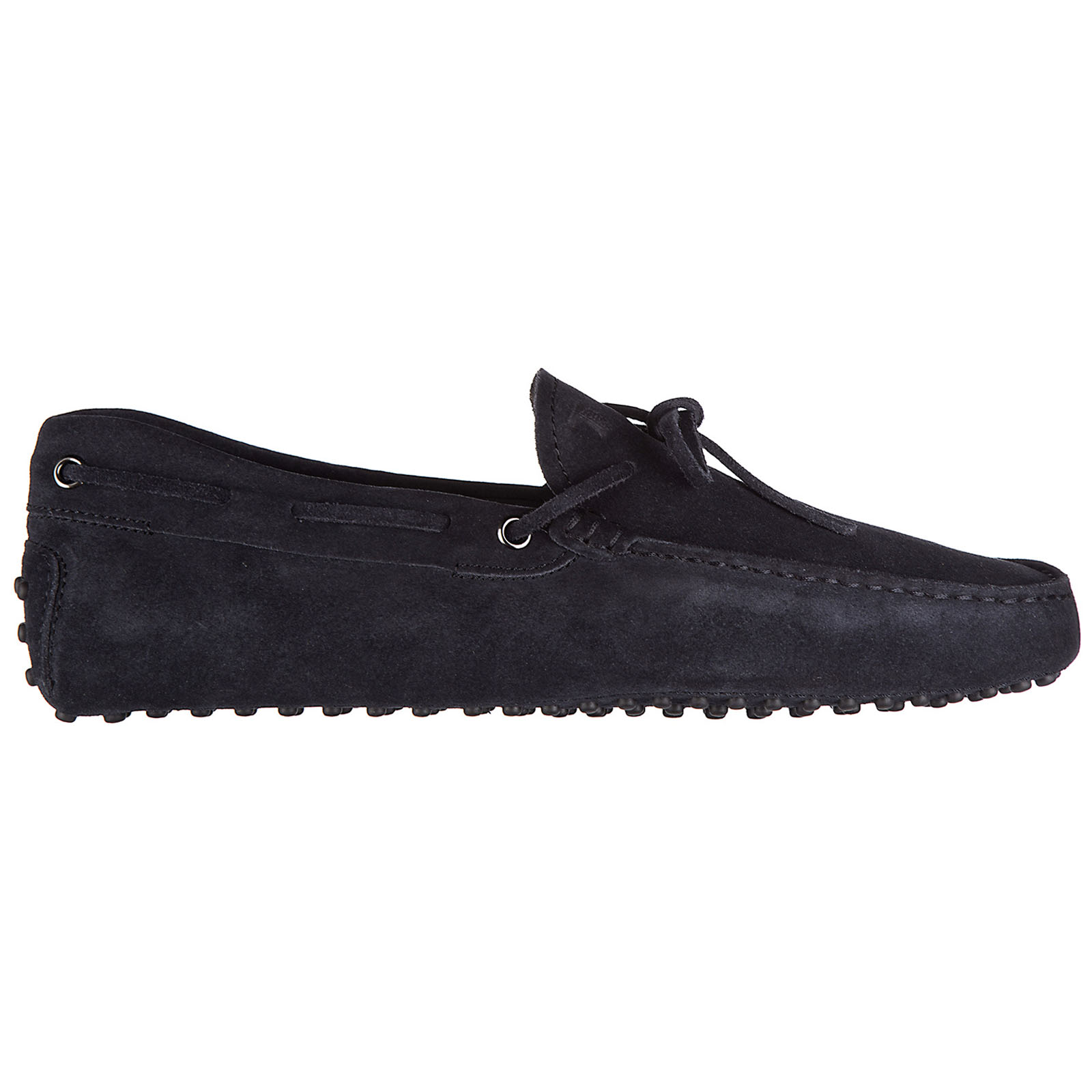 Wildleder mokassins herren slipper laccetto gommino