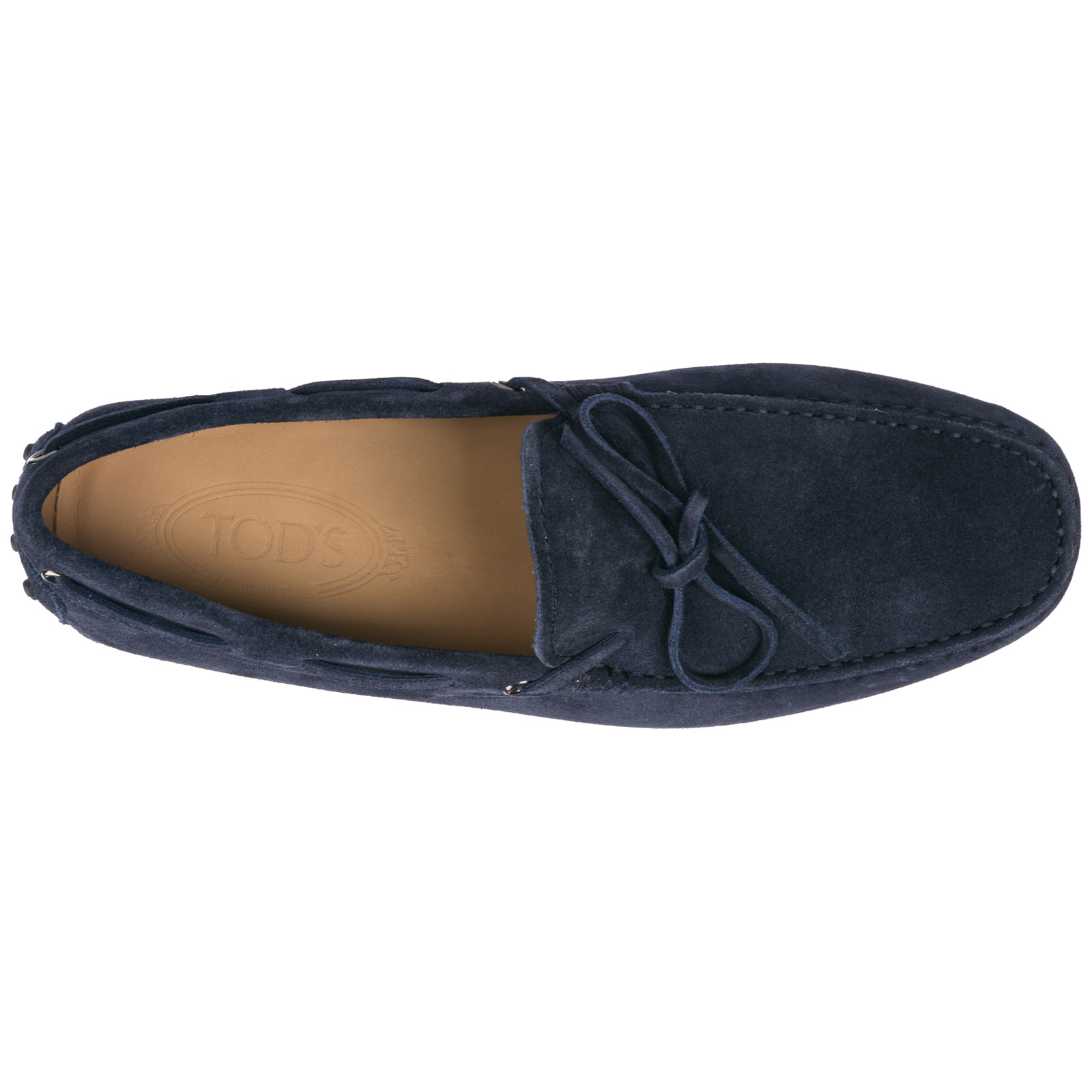 Men's suede loafers moccasins gommino