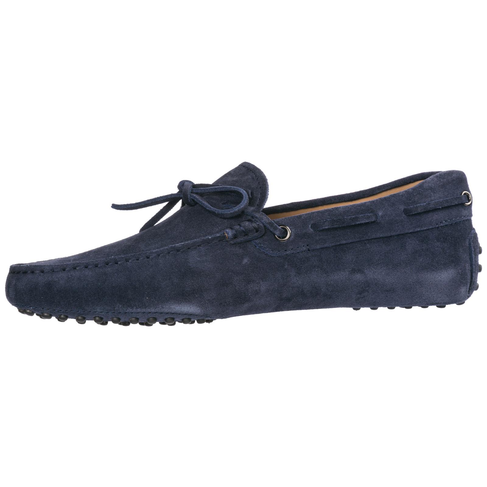 Men's suede loafers moccasins gommini laccetto new gommini