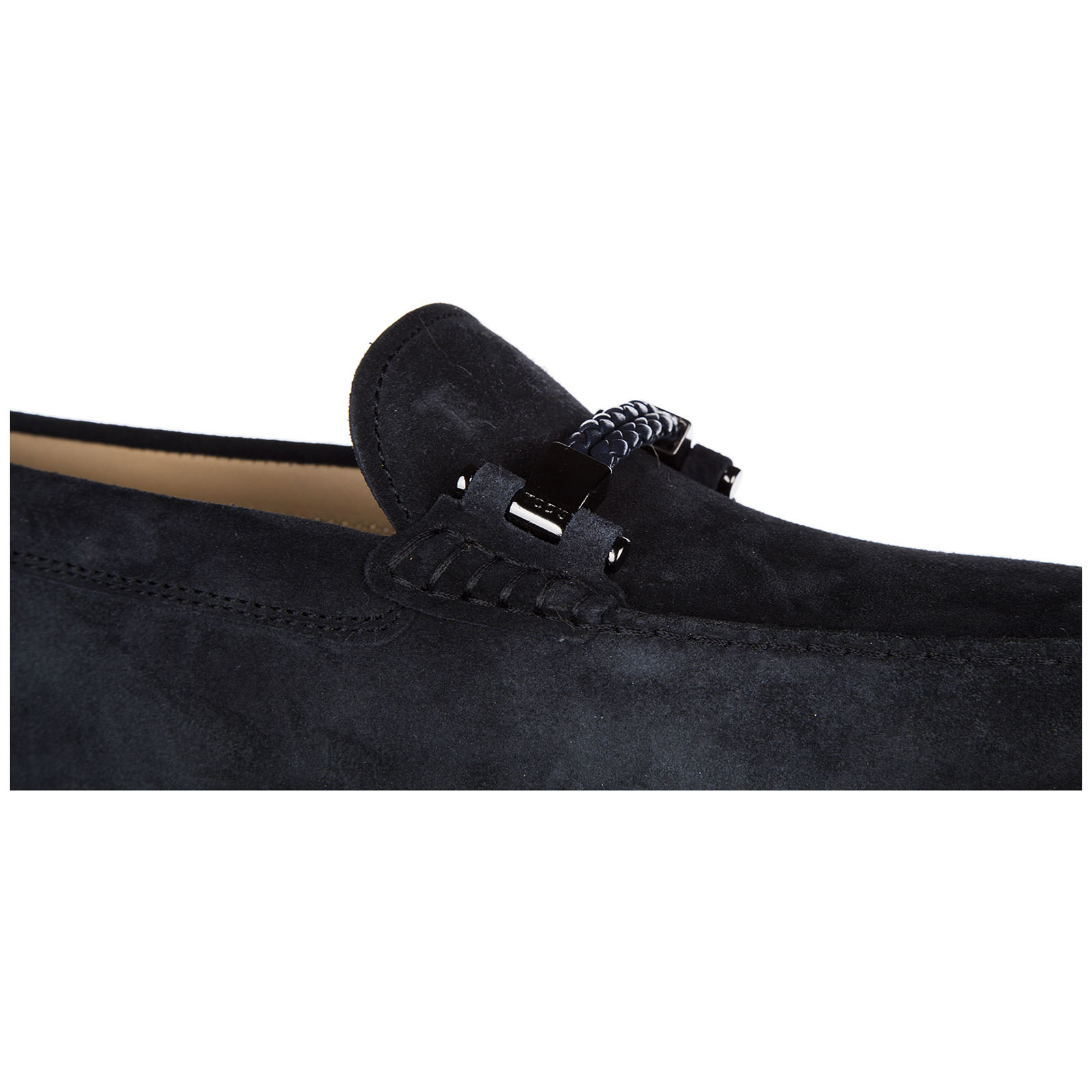 Men's suede loafers moccasins gemelli scooby new gommini 122