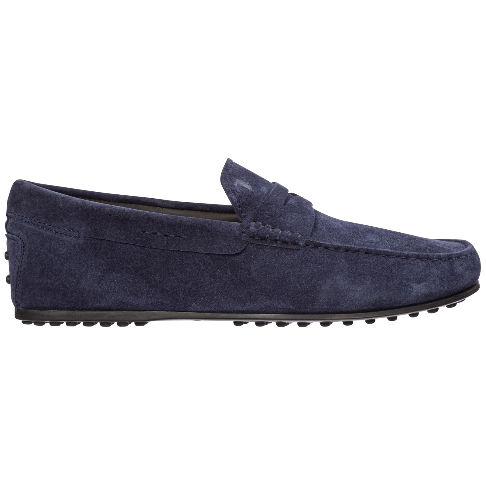 Tod's Loafers MEN'S SUEDE LOAFERS MOCCASINS CITY
