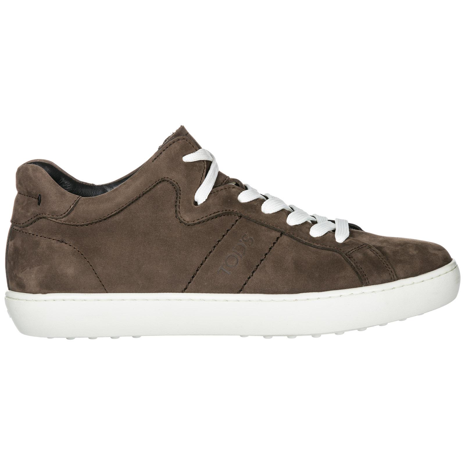 Chaussures baskets sneakers homme en daim
