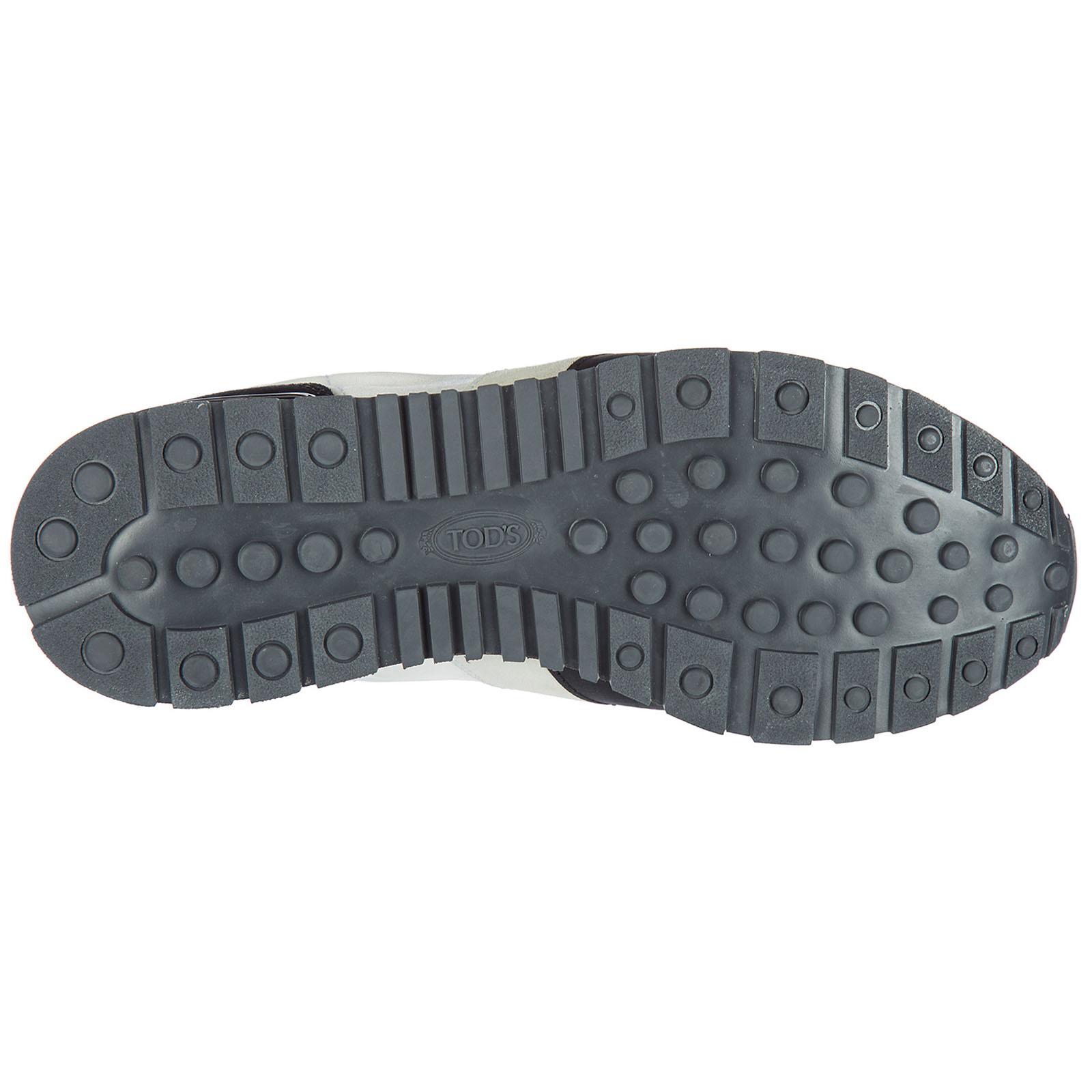 Zapatos zapatillas de deporte hombres en ante