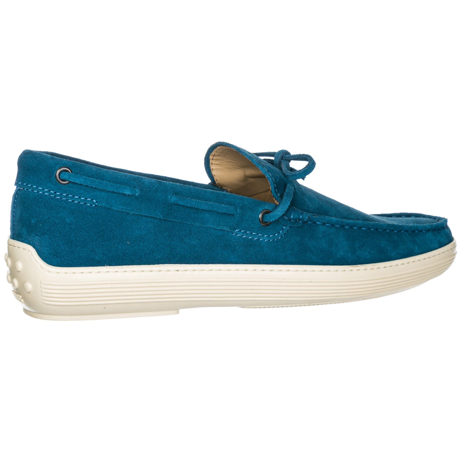 Wildleder mokassins herren slipper laccetto