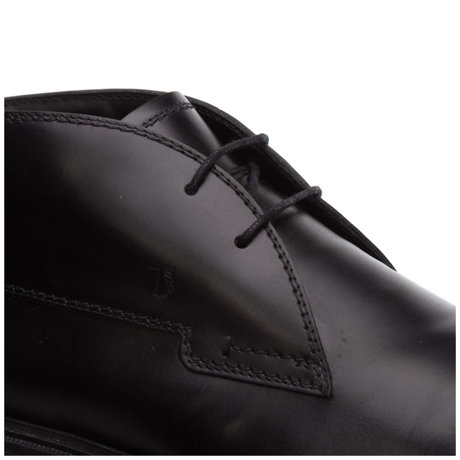 Leder schnürboots stiefeletten herren boots