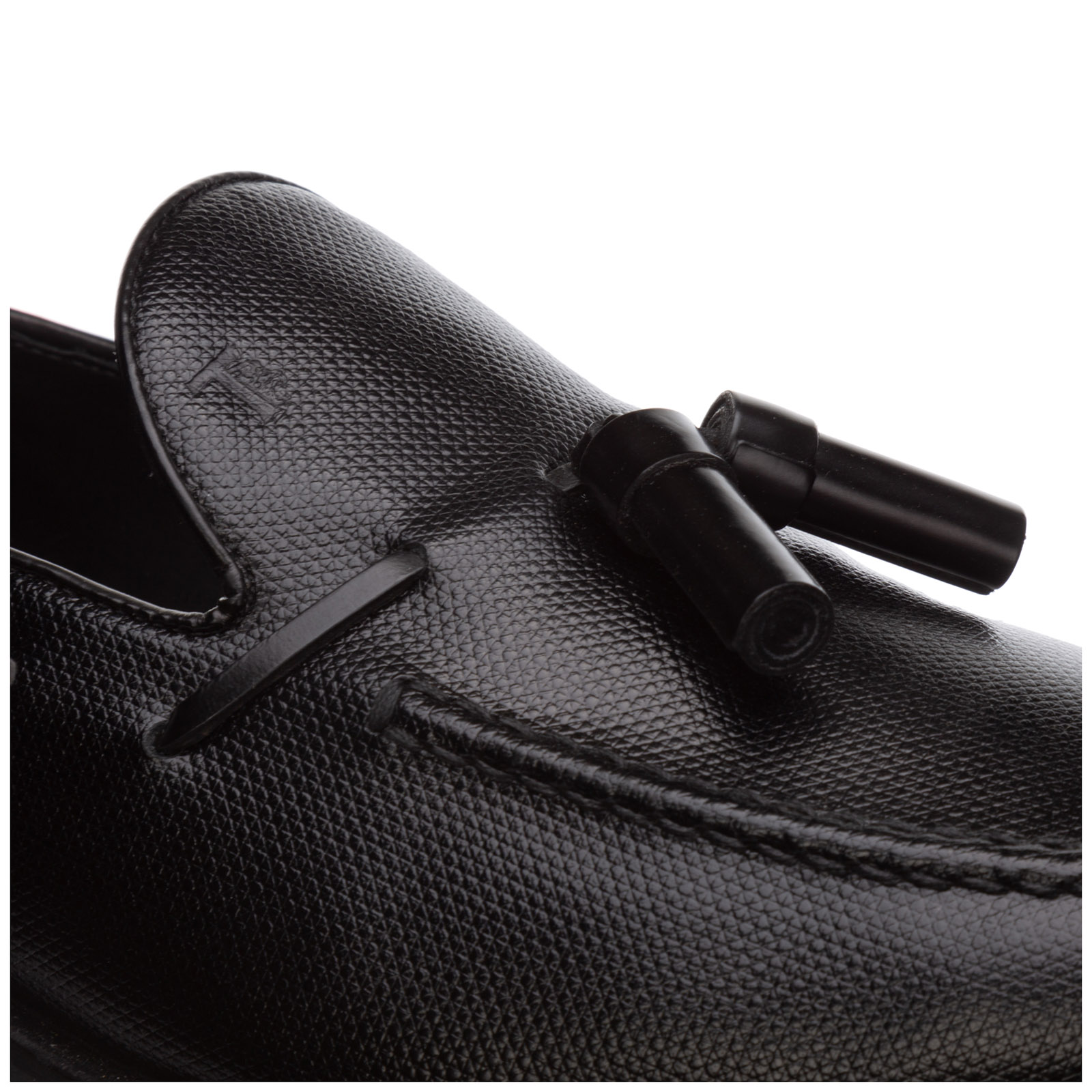 мокасины мужские кожаные  pantofola nappina formale