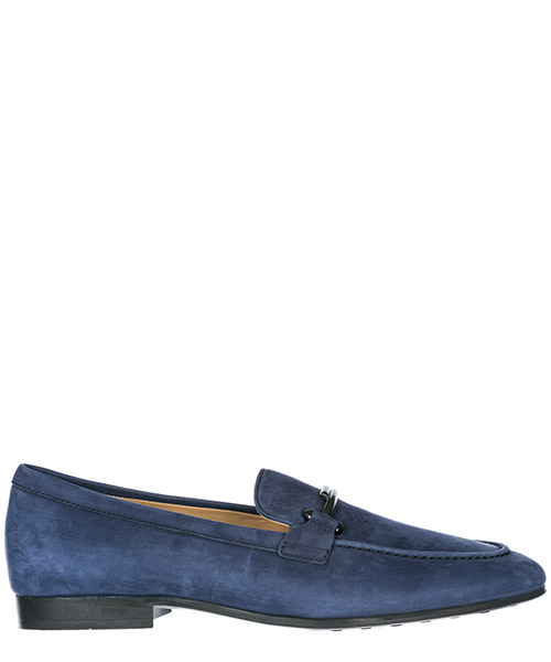 Mocasines Tod's Double T XXM06B0Z2506XYU820 blue