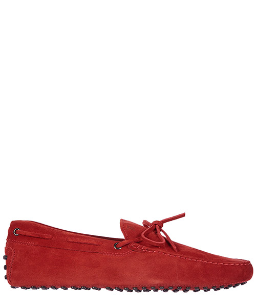 Moccasins Tod's Gommino XXM0GW05470RE0R007 rosso aranc.