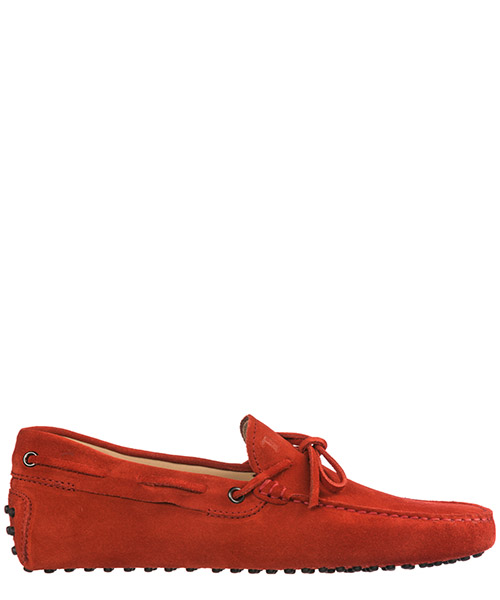 Mocasines Tod's Gommino XXM0GW05470RE0R402 rosso