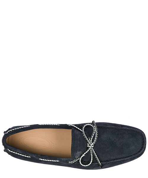 Men's suede loafers moccasins gommini 122 mycolors secondary image