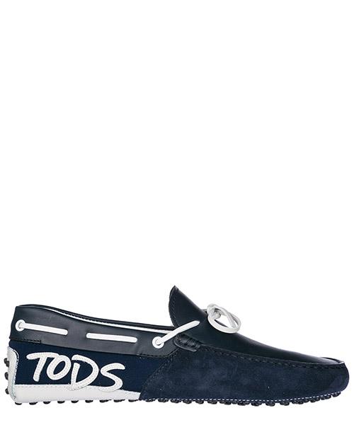 Mocassini Tod's XXM0GW0X900IUO0ZYU blu