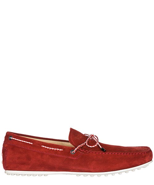 Mocassini Tod S City XXM0LR00053RE0R007 rosso