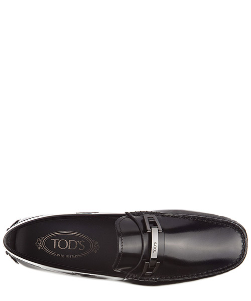 Mocassins homme en cuir  clamp secondary image