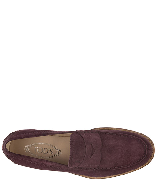 Wildleder mokassins herren slipper secondary image