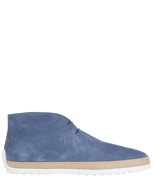 Bottines Tod's XXM0TV00D80RE0U218 blu